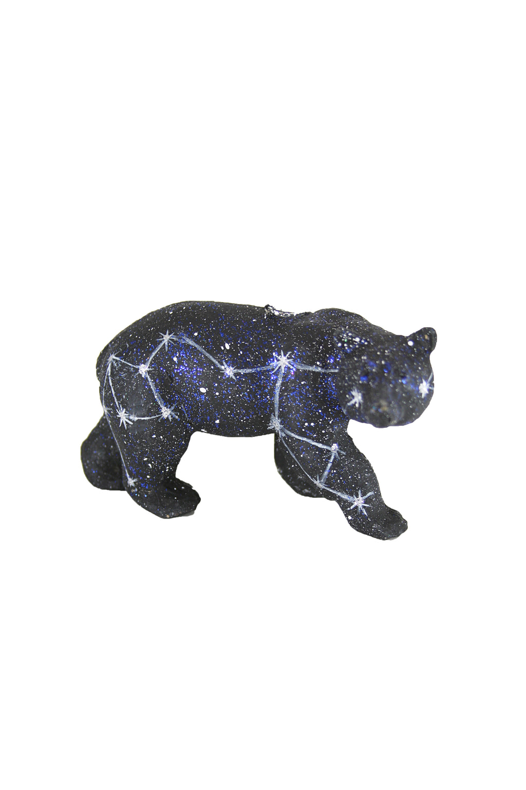 Night Sky Bear Ornament