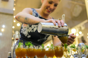 Dig Local Breaking Scoop: Shake Up Asheville Cocktail Week This Year