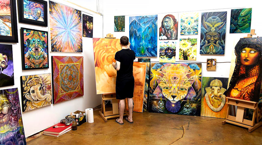 Dig Local Weekly Scoop (July 15-21) - Building Community Using Art with Foundation Studios