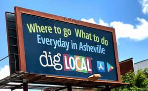 Dig Local - Weekly Scoop : August 20 - August 26, 2018 - Asheville, NC