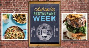 Dig Local Breaking Scoop: Local Spots Celebrating Asheville Restaurant Week
