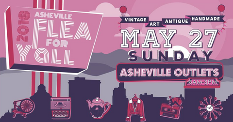 Flea for Y'all Asheville