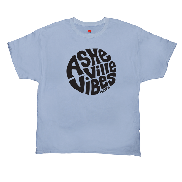 Asheville Vibes - Men's Shirts SPECIAL ORDER
