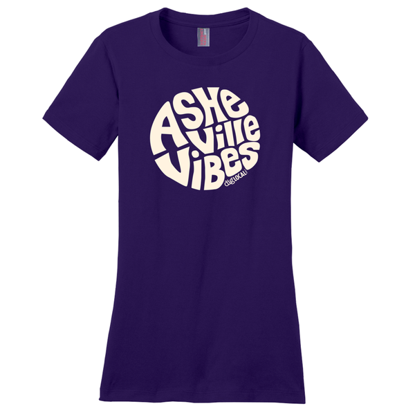 Asheville Vibes - Women's Shirts SPECIAL ORDER