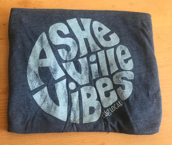 Asheville Vibes T-Shirt - Women's Fit IN STOCK