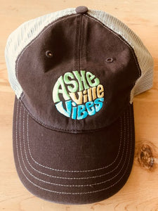 Asheville Vibes Hat