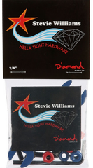 Diamond Stevie Williams Hardware 7/8 inch