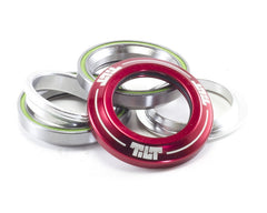 Tilt Integrated Headset Red