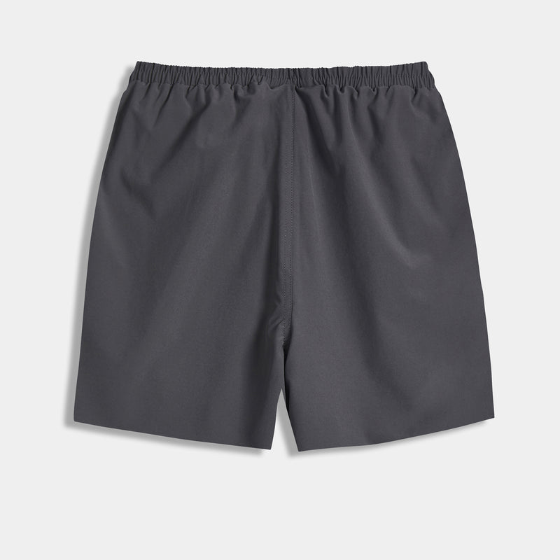LUNGE ACTIVE SHORT - CHARCOAL