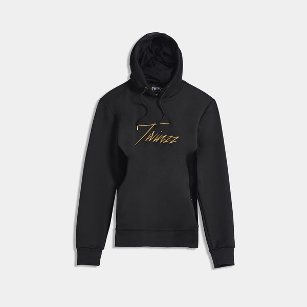 ALBERT HOOD - BLACK/GOLD