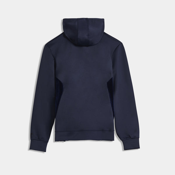 ALBERT HOOD - NAVY/RED