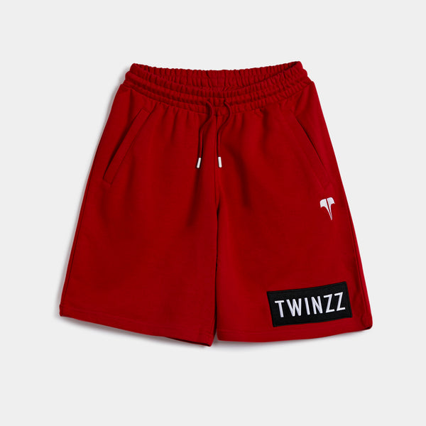 Azzuro Shorts - Red