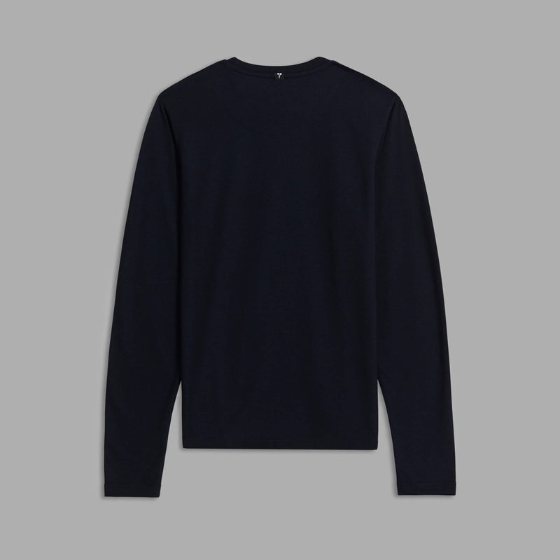 PRM Long Sleeve Tee - Navy
