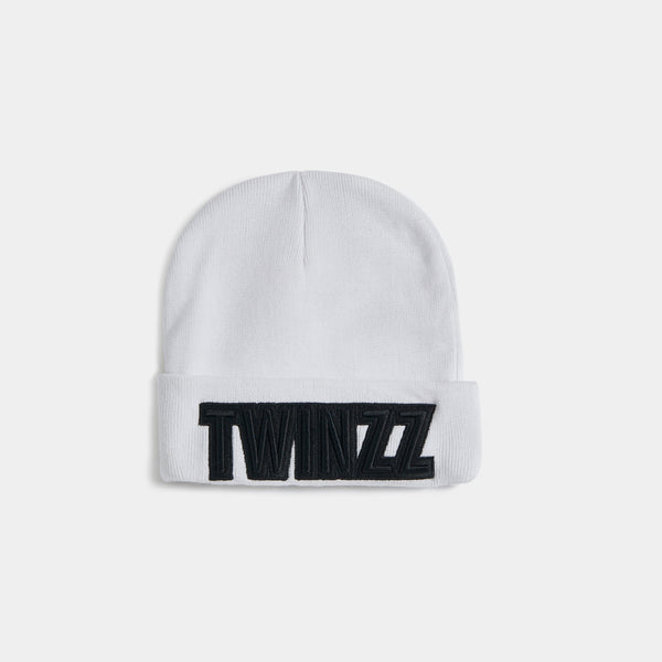 UBER EMBRO KNITTED - WHITE/BLACK