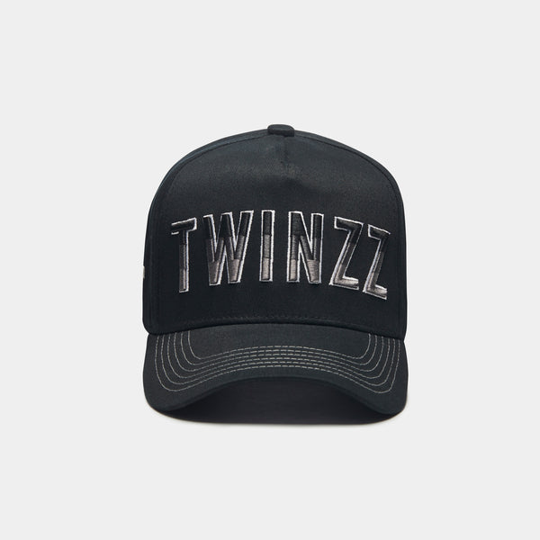 Gradient Trucker Black/ Lt Grey