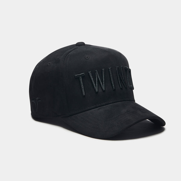 3D SUEDE FULL TRUCKER - BLACK