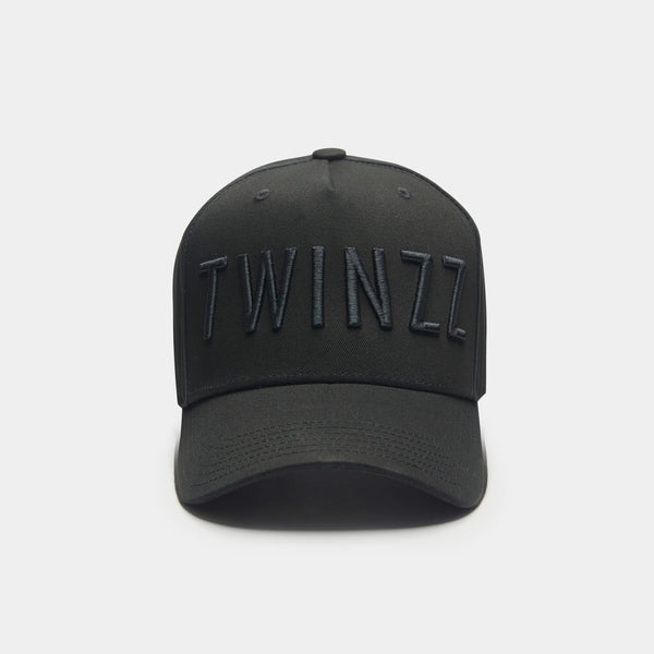3D TWINZZ Full trucker  - Black