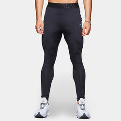 TWINZZ PRO MEN'S SKIN TIGHT - Black