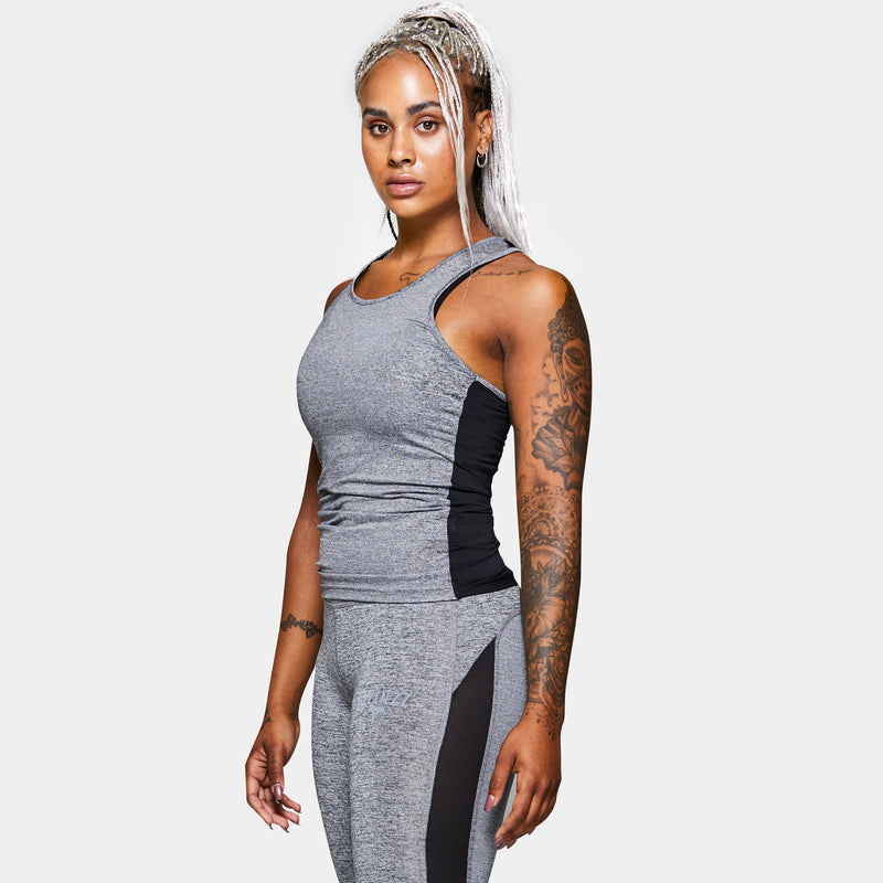 TWINZZ WOMEN'S ACTIVE LONG VEST