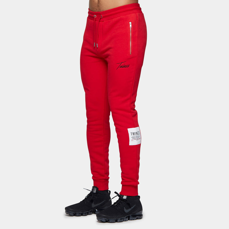 STEFANO JOGGER RED
