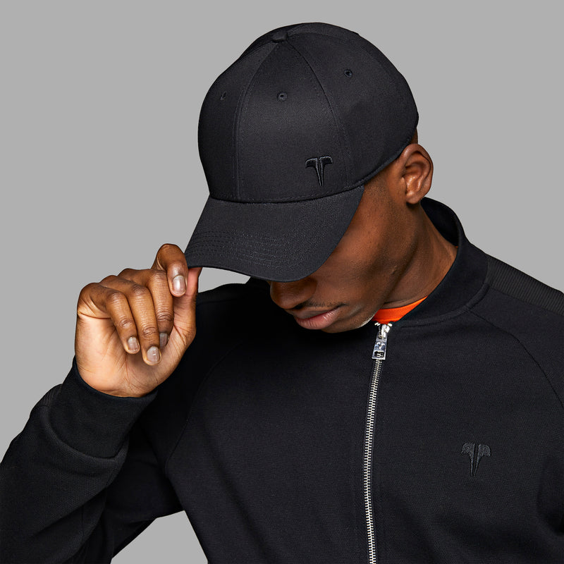 PRM Pitcher Cap - Black