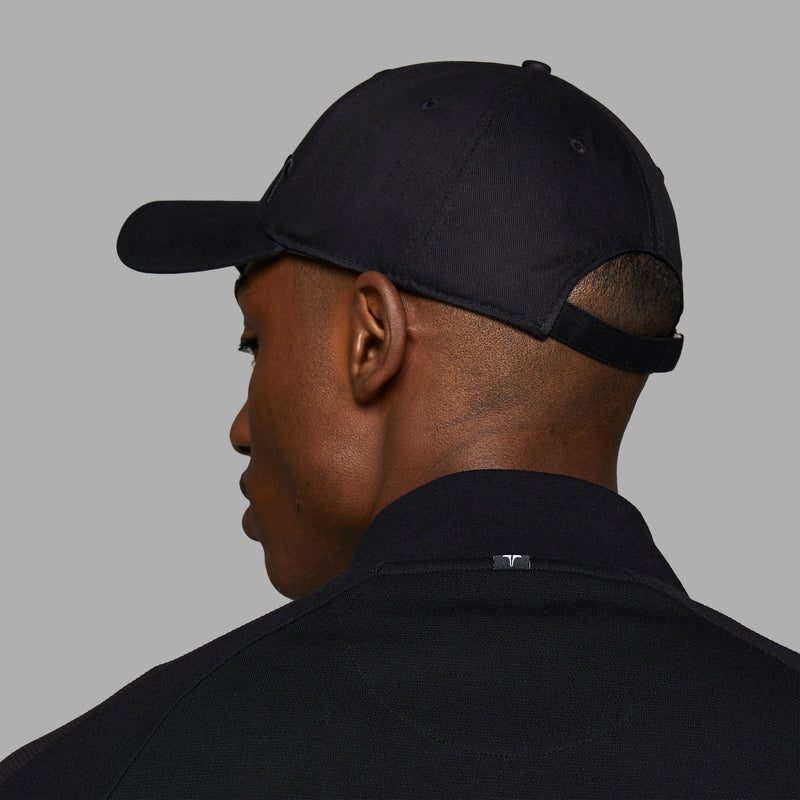 Pitcher Cap - Black