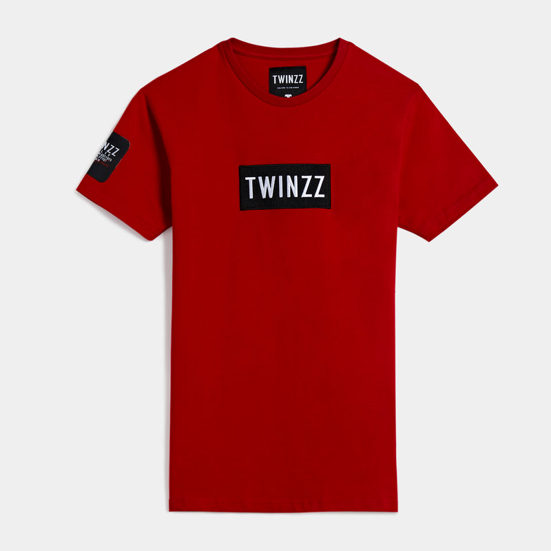 Azzuro Tee - Red
