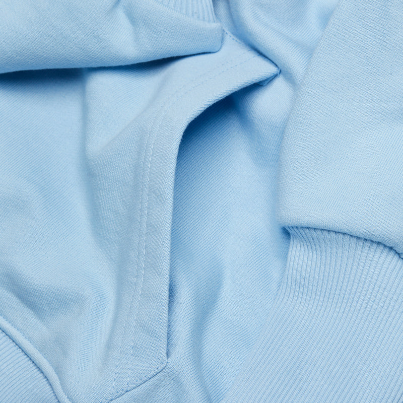 Simeone Women's Oversized Hoodie - Baby Blue