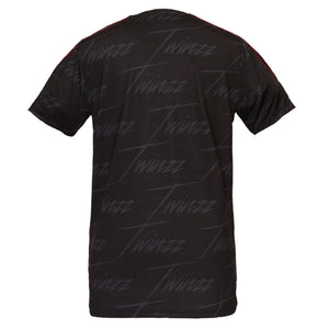 SALVATORE POLY TAPED TEE