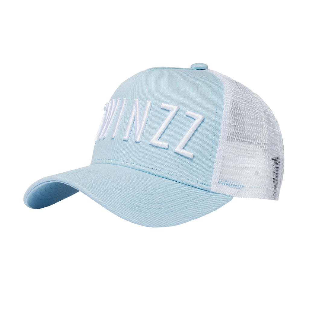 3D MESH TRUCKER KIDZ - Blue/White