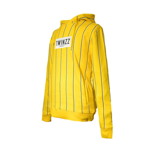 Yellow Virgilli Stripe Oth Hood