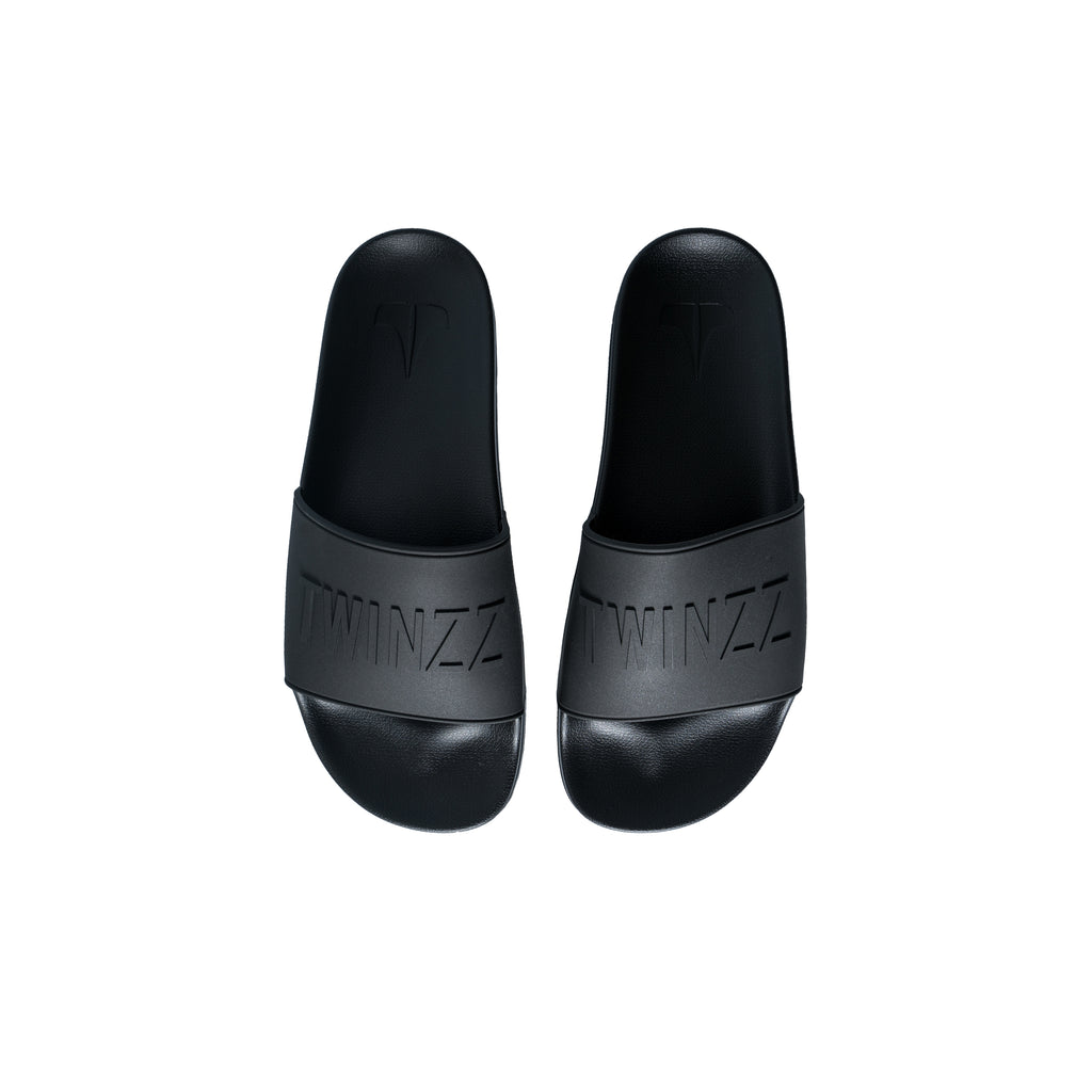 Positano Slides Black