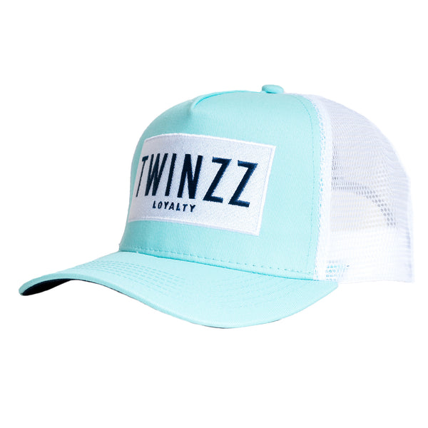 Sencillo Trucker - Mint/White