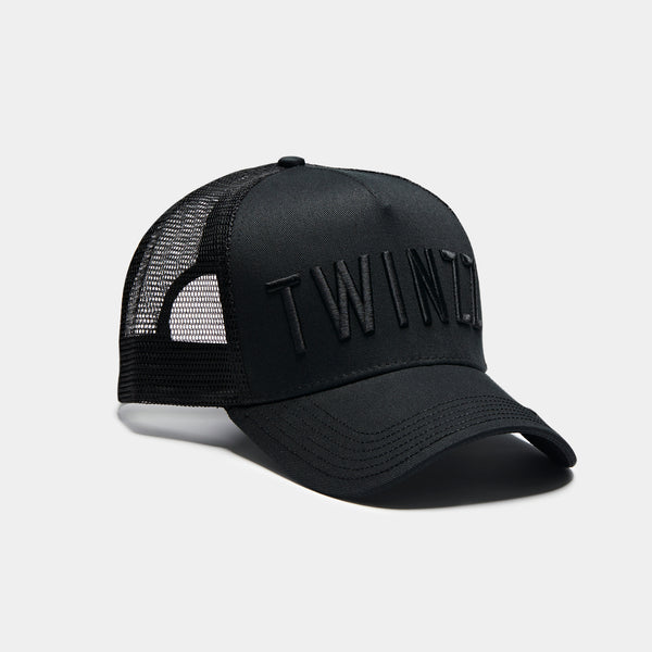 Ghost Black Trucker