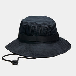 Ghost Black Safari Hat