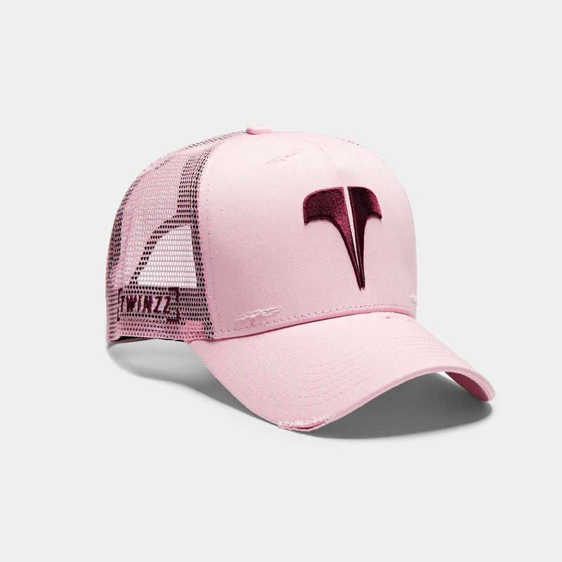 Rockland Trucker - Dusty Pink