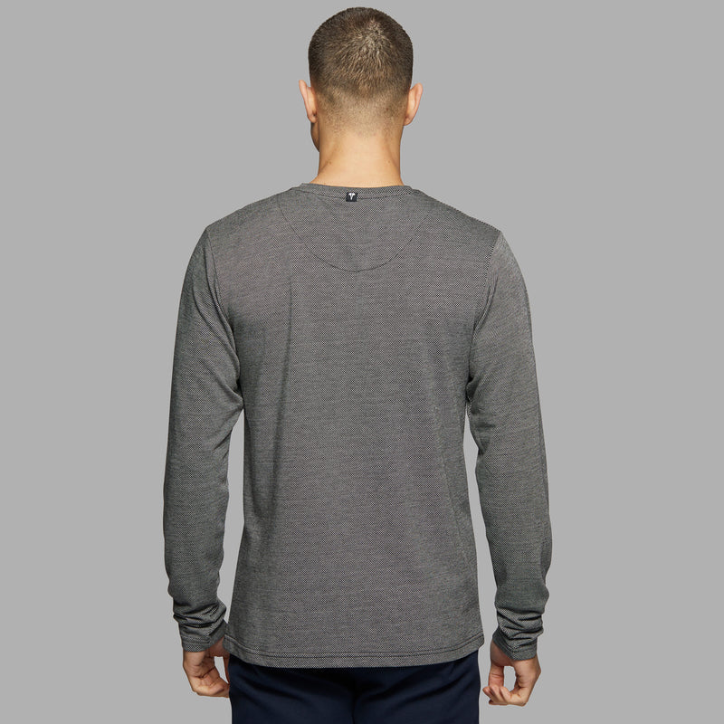 PRM Long Sleeve Tee - Grey