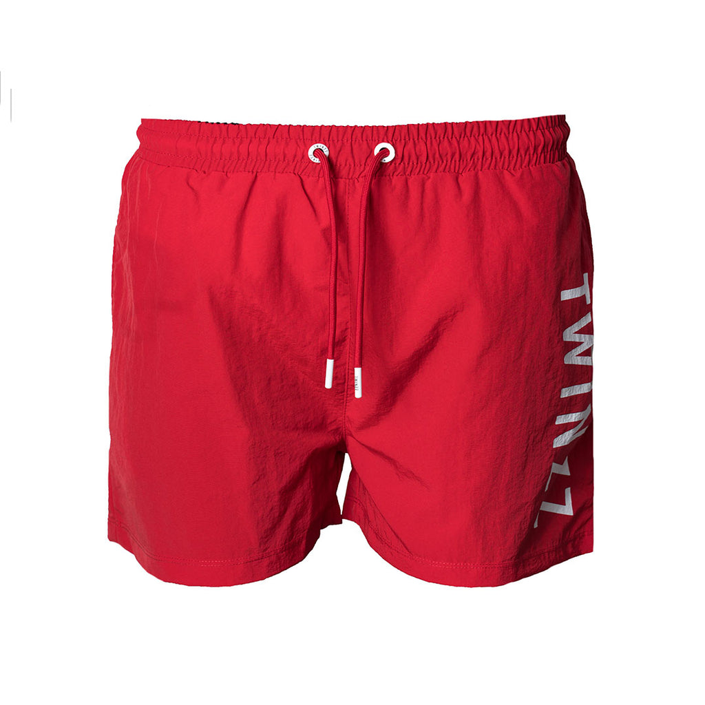 Mario Red/White Shorts