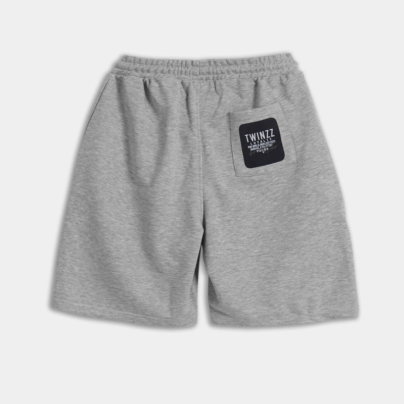 Azzuro Shorts - Grey