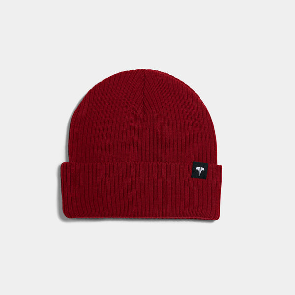 LIFESTYLE RED BEANIE