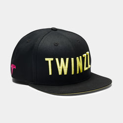SNAPBACK - Black/Yellow