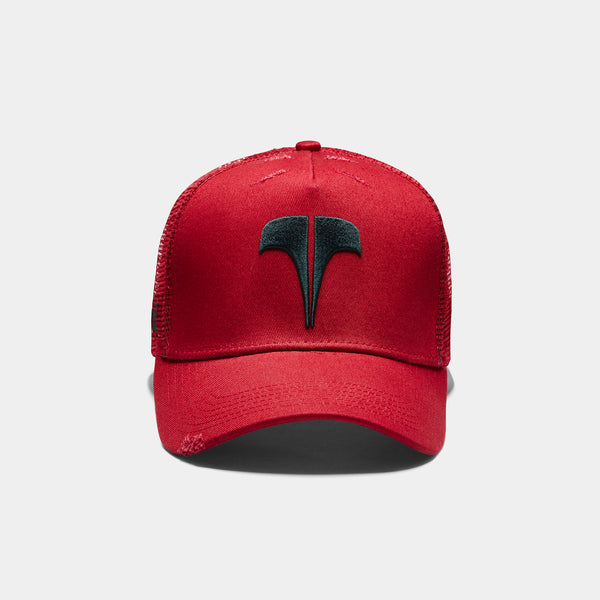 Rockland Trucker - Red