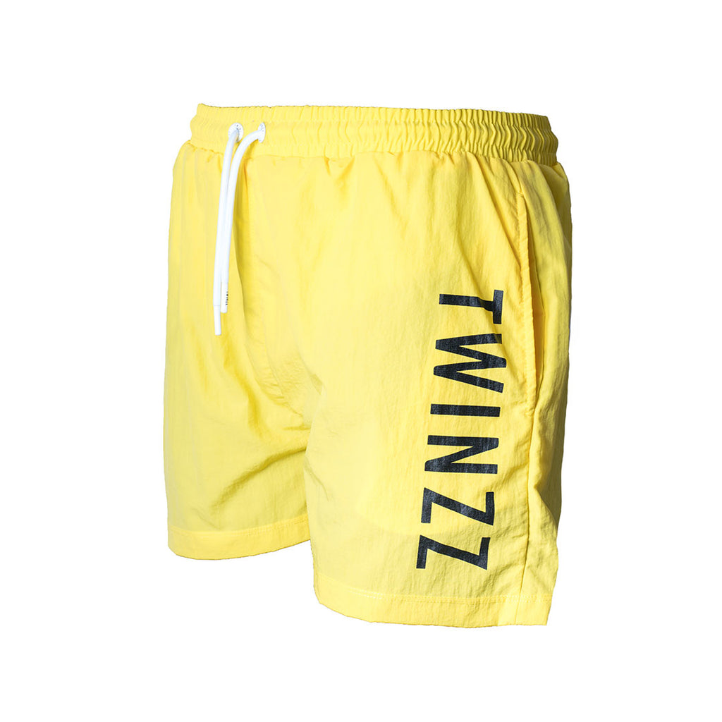 Mario Yellow/Black Shorts