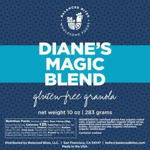 Diane's Magic Blend Gluten-Free Granola