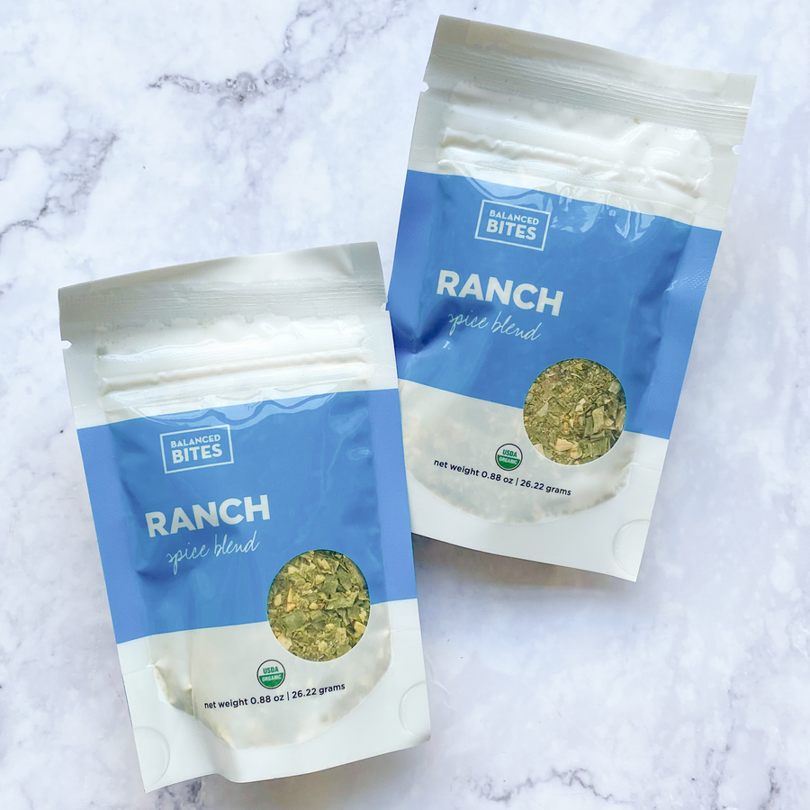 RANCH spice blend | Balanced Bites Spices Organic Spices