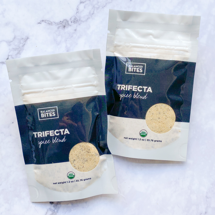 TRIFECTA spice blend | Balanced Bites Spices Organic Spices