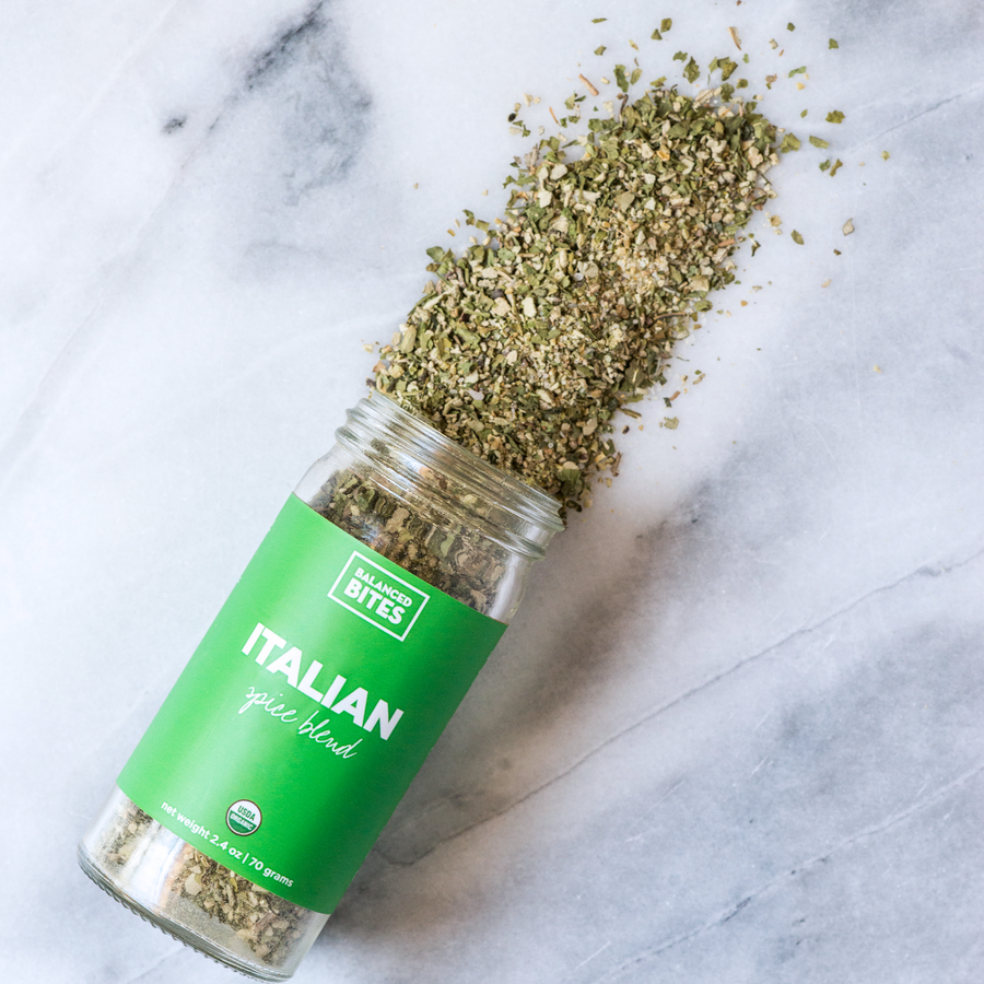 ITALIAN spice blend | Balanced Bites Spices Organic Spices