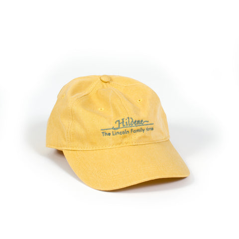 Yellow Hildene Cap