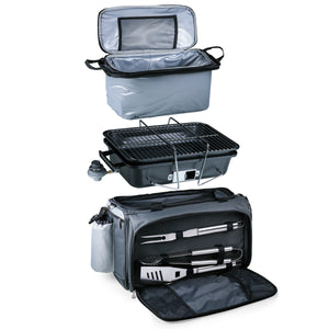 Vulcan Portable Propane Grill & Cooler Tote