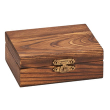 Load image into Gallery viewer, Set of Whiskey Stones in Rustic Custom Box